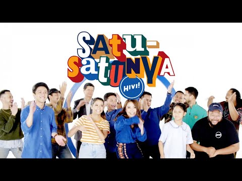 Cover Lagu HIVI! - Satu-Satunya (Official Music Video) STAFABAND