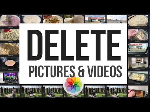 How Do You Delete Multiple Pictures & Videos On Mac Photos In 2020
