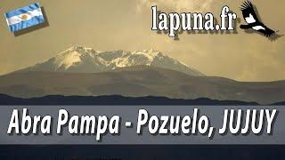 Abra Pampa Laguna de Pozuelo, Jujuy
