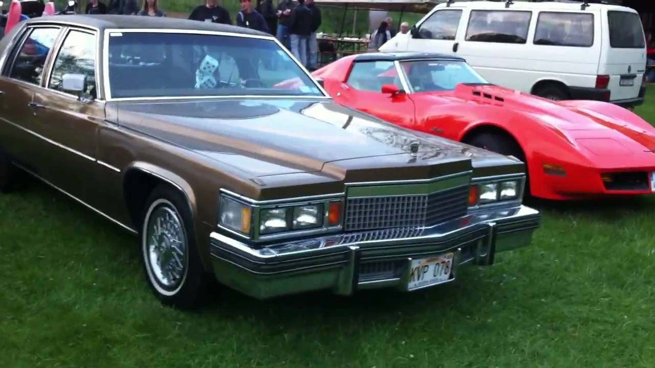 79 Cadillac DeVille - YouTube