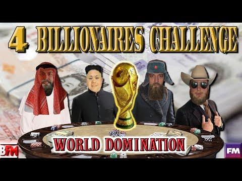 FM19 - The 4 Billionaires Challenge 4 - World Domination - Football Manager 2019