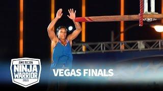 Meagan Martin at the Vegas Finals: Stage 1 | American Ninja Warrior