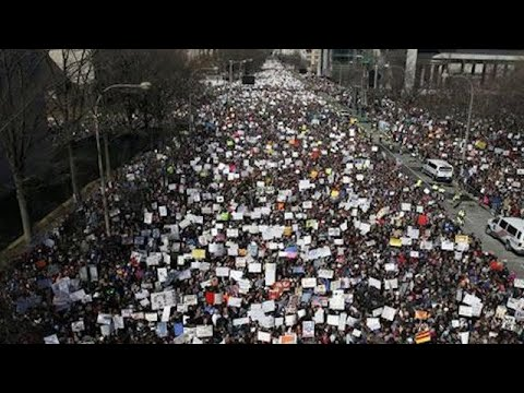 March for Our Lives crowd turnout could be record-breaking