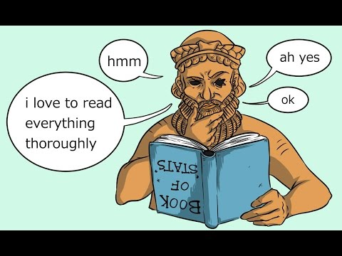 Sargon of Akkad Can't Read