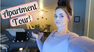 TEEN MOM | SEMI FURNISHED APARTMENT TOUR!