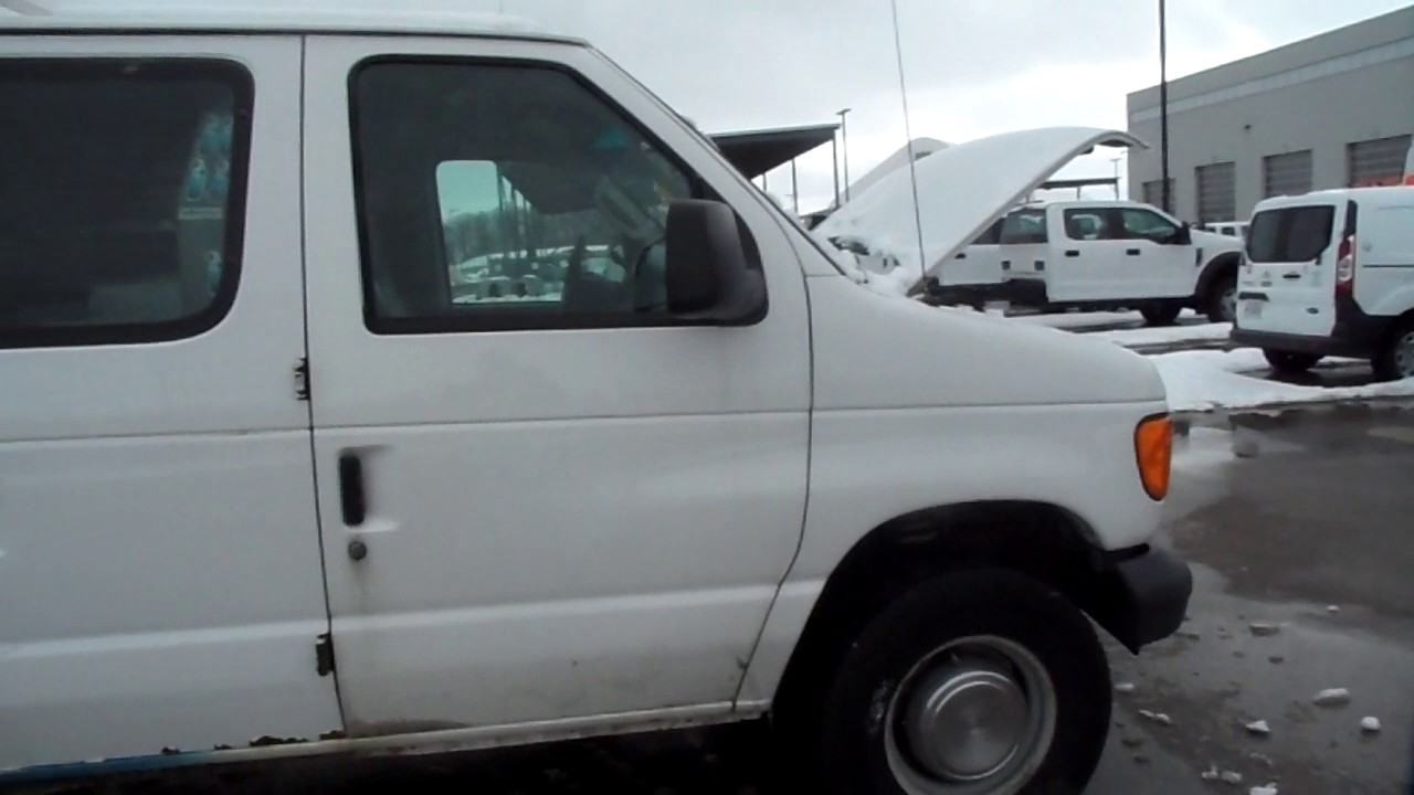 hight resolution of 2006 ford econoline e 250