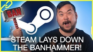 Steam Bans 40K users, SW Battlefront 2 beta, Waymo teaches cars to pull over