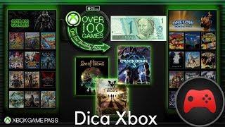 [Dica Xbox] Game Pass por R$ 1,00