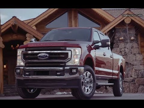 2020 Ford F-250 Super Duty King Ranch Specs and Drive