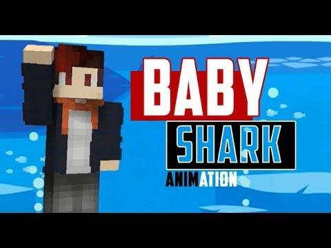 BABY SHARK MINECRAFT VERSION [ANIMATION] - GOBLOK DAH :V ...