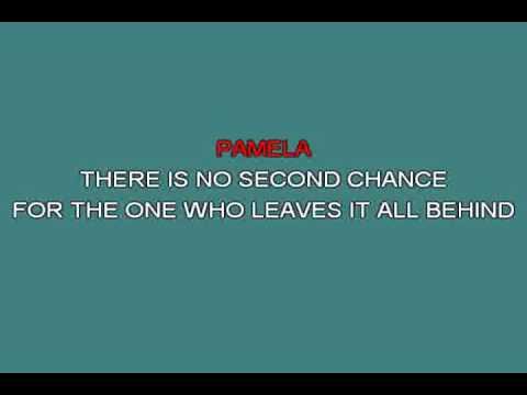 Pamela   Toto [karaoke]