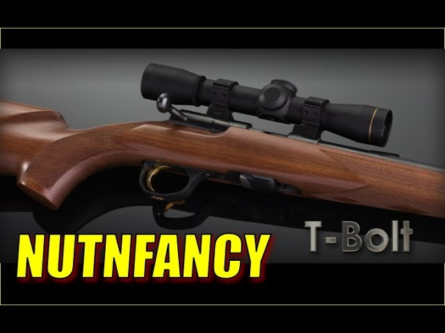 Browning T Bolt: .22 Straight Pull Excellence- Nutnfancy
