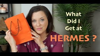 What Did I Get at HERMES?