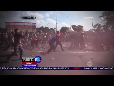 Ini Dia Simulasi Unjuk Rasa Di Kantor KPU Jelang Pengamanan Pemilu 2019-NET24 Mp3