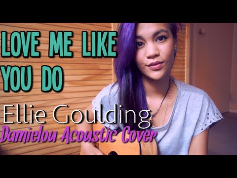 Love Me Like You Do - Ellie Goulding (Fifty Shades of Grey) Damielou Music Video Cover