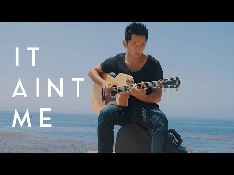 It Ain't Me (Kygo with Selena Gomez) - Fingerstyle Acoustic Guitar Cover