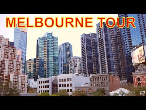MELBOURNE CITY TOUR AUSTRALIA