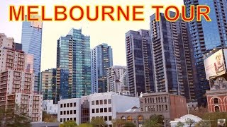 Melbourne City Tour Australia