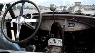 Packard Inline 8 Powered Hot Rod.