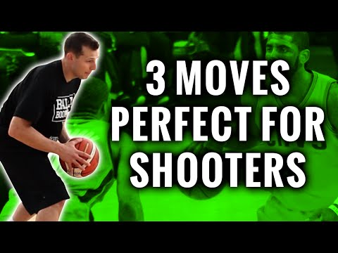 3 IMPORTANT Basketball Moves For Shooting Guards