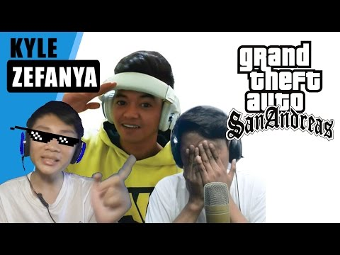 Kyle collab bareng ARAP dan DICKY??? - Grand Theft Auto Extreme Indonesia (DYOM#71)