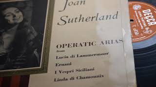 Joan Sutherland Operatic Arias Paris Conservatoire Orchestra Nello Santi 1959