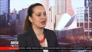 "Arise America: NY ""Dream"" Politician Catalina Cruz"