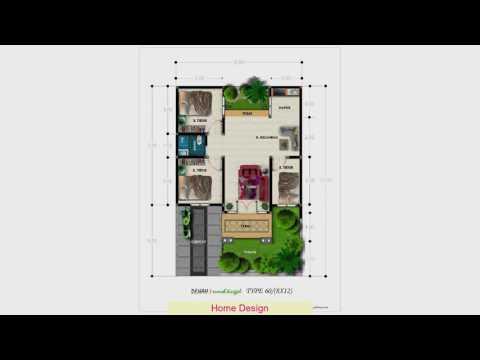 9800 Koleksi Foto Desain Rumah Ukuran 8X12 HD Yang Bisa Anda Tiru