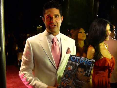 Rodolfo Jiménez con Revista Otixé