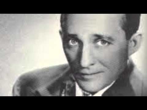 Клип Bing Crosby - I've Got the World on a String