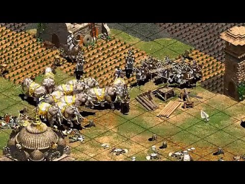 1v1 Arabia   Elephants or Riot!
