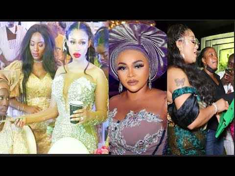 Download See What Happen When Mercy Aigbe &Her Ex Best Friend Toro Storms Actress Yetunde Wedding