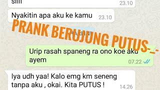 Single Terbaru -  Ora Masalah Guyon Waton Prank Text
