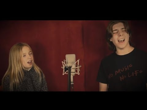 You Are The Reason - Cover by Jadyn Rylee and Tyler Simmons