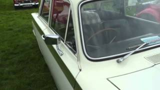 1966 Lotus Cortina Up Close