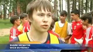 В Николо-Березовке прошел турнир по детскому футболу