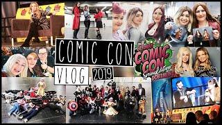 Ich treffe Elizabeth Olsen & Jennifer Morrison! ♥ | German Comic Con Spring Edition Dortmund 2019