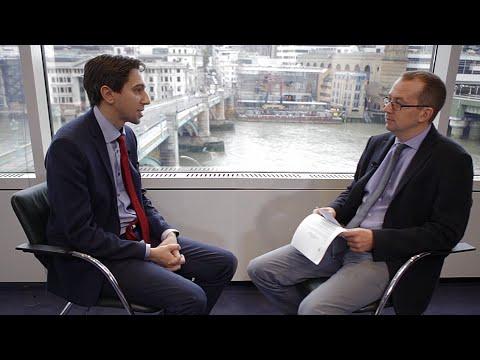 European Financial Forum 2016 Dublin Preview  - Simon Harris TD