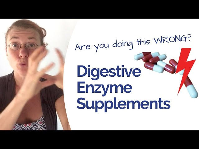 Digestive Enzyme Supplements - The 3 Mistakes Everybody Makes!