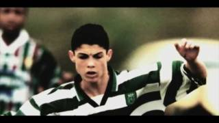 Adolescença De Cristiano Ronaldo-Sporting