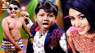 I love Oviya : Jatti Jaganathan | Kings of Comedy Junior Contestant Athesh Interview