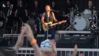 Bruce Springsteen - Working On A Dream (2012-07-09 - Zurich)