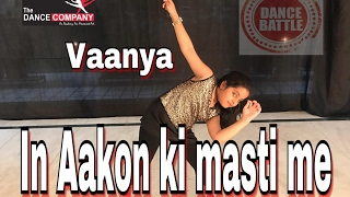 In Ankho ki Masti Me amazing Dance Choreography in Dance Battle