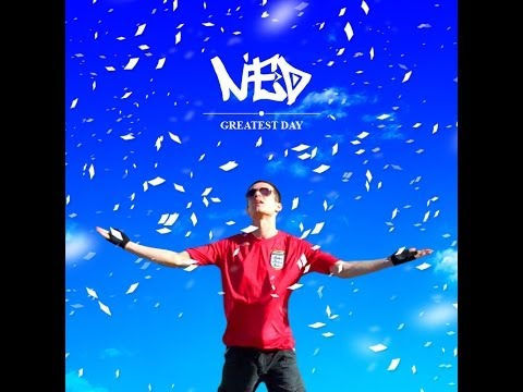 Take That - Official England World Cup Song - Greatest Day (Cover by Rapper Ned)