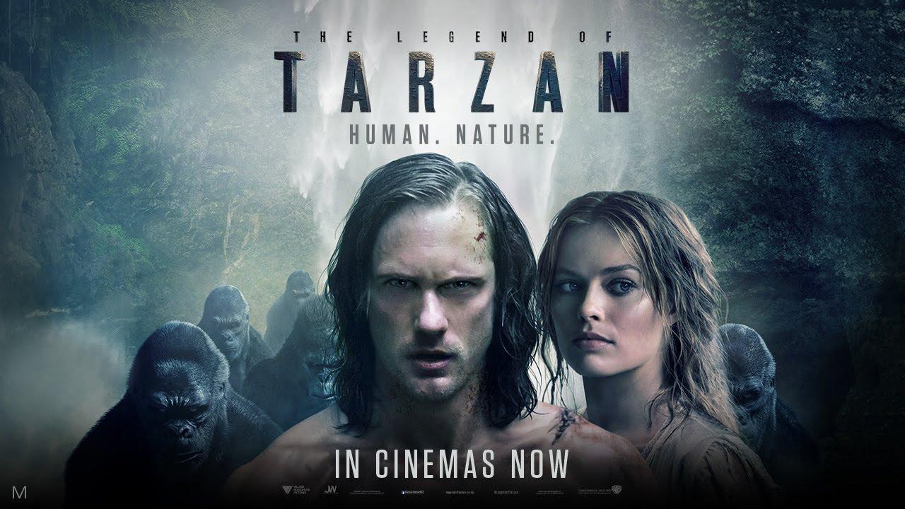The Legend Of Tarzan 2016 Trailer Hd Youtube