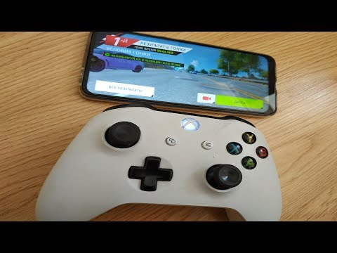 Как подключить геймпад от XBox One к Redmi Note 7