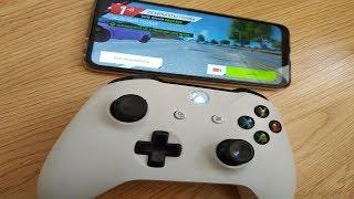 как подключить Джойстик от Xbox к Android