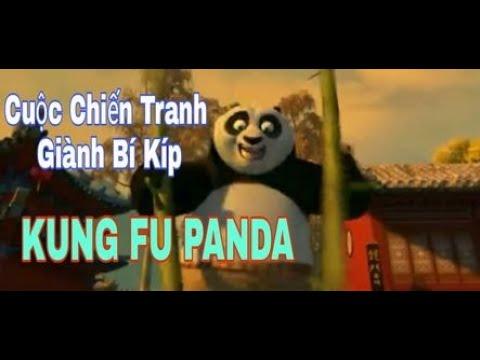 KUNG FU PANDA 2008 - TRANH GIÀNH BÍ KÍP