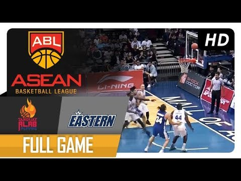 Alab Pilipinas vs. Hong Kong Eastern Sports Club | Full Game | 1st Quarter | Nov. 19, 2017