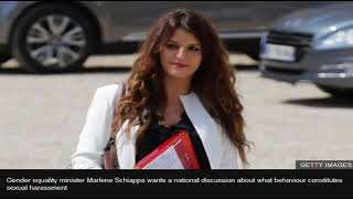 France minister Schiappa plans anti-street harassment law